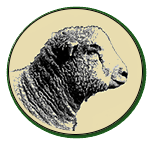 Logo Mellerschter Schafhof Southdownschaf